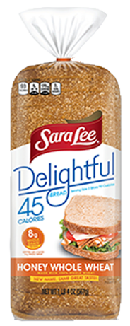 Delightful™ Honey Whole Wheat Bread
