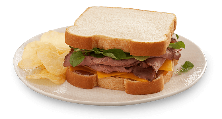 Sara Lee Roast Beef Sandwich