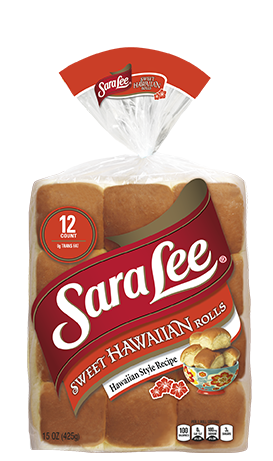 Sara Lee® Sweet Hawaiian Rolls