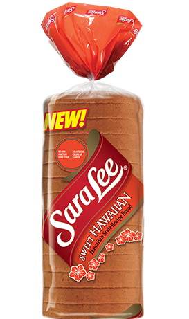 Sara Lee Sweet Hawaiian Bread
