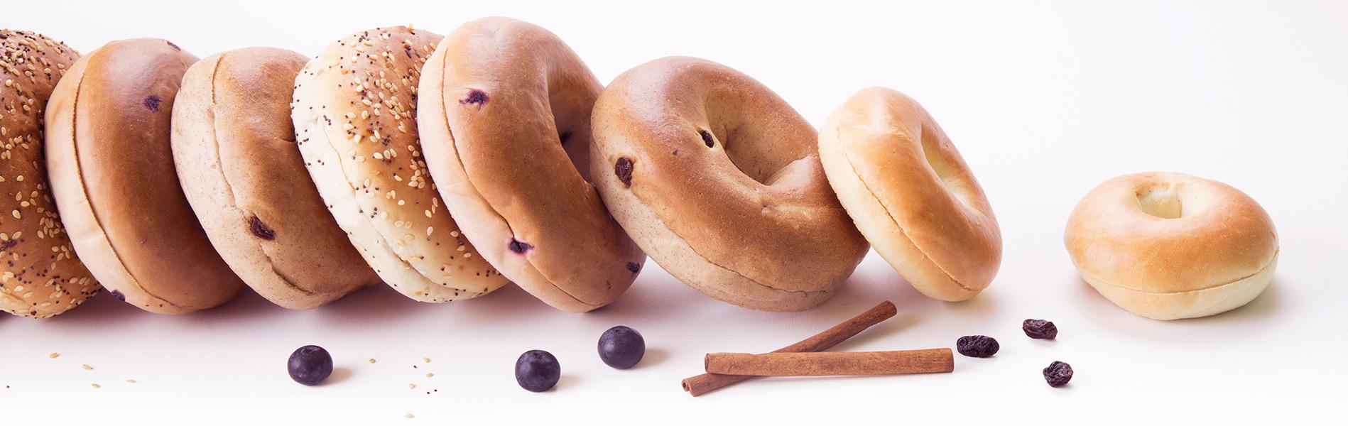 Sara Lee offers variety of bagel flavors