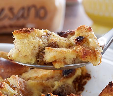 Melt-In-Your-Mouth Bread Pudding