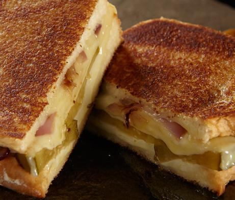 Zesty Grilled Cheese