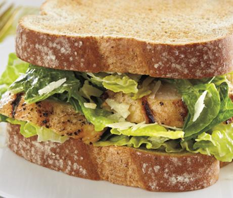Salad-on-a-Sandwich
